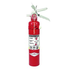 Amerex B417T 2.5 lb. ABC Dry Chemical Extinguisher