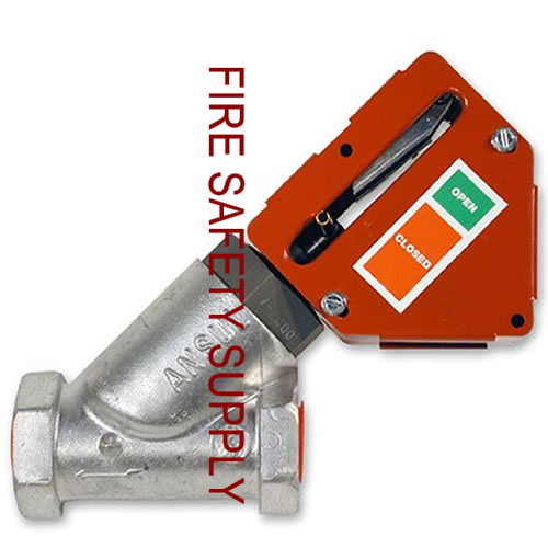 Ansul 55598 Gas Valve Mechanical 3 4 In