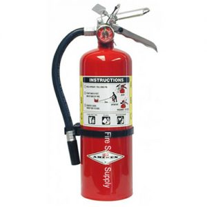 Amerex B402 5 lb. ABC Dry Chemical Extinguisher
