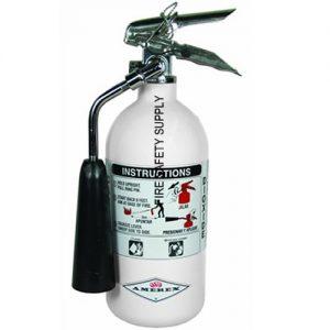 Amerex 320NM 2.5 lb. Carbon Dioxide Extinguisher