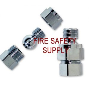 ANSUL R102 U 300 Nozzle Swivel Adapter