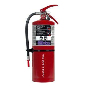 Ansul 429009 10 lb. Sentry Purple-K Dry Chemical Extinguisher