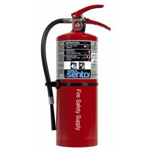 Ansul 429015 10 lb. Sentry Plus-Fifty C Dry Chemical Extinguisher