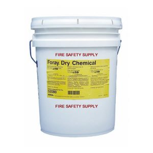 Ansul 53080 Sentry FORAY Dry Chemical 45 lb. Pail