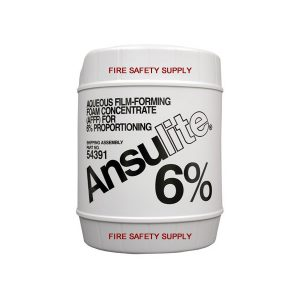 ANSULITE 6% AFFF (AFC-3) fire fighting foam agent 5 gal. - #54391