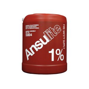 ANSULITE 1% AFFF fire fighting foam, 5 Gal. Pail - #55804