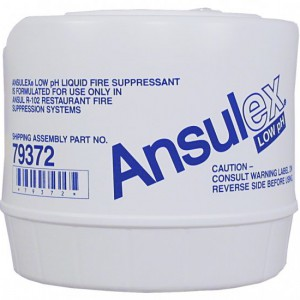 Ansul 79372 K-Guard 3 gal. Ansulex Low pH Wet Chemical Agent