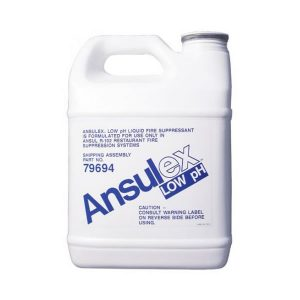 Ansul 79694 Ansulex Low pH Wet Chemical Agent, 1.5 gal. Container