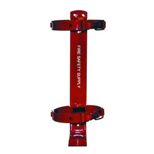 Amerex 846 10 lb. Vehicle/Marine Red Tall Extinguisher Bracket