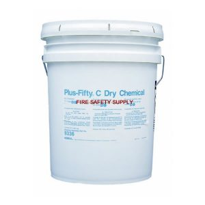 Ansul 9336 RED LINE PLUS-FIFTY C Dry Chemical 50 lb. Pail