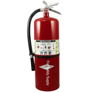 Amerex A411 20 lb. ABC Dry Chemical Extinguisher