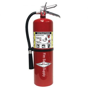 Amerex B443 6 lb. ABC Dry Chemical Extinguisher