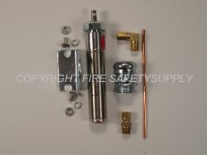 Ansul 15733 Air Cylinder and Tubing Assembly