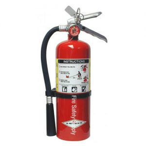 Amerex B500 5lb. ABC Dry Chemical Extinguisher