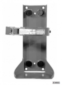 SentryDryChemical,CO2,&CleanguardExtinguisherBrackets30865