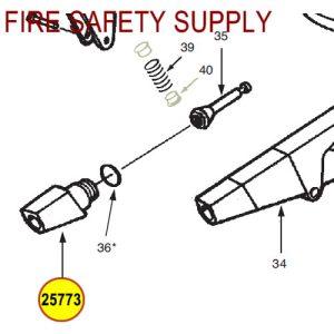 Ansul 25773 Red Line Nozzle Tip