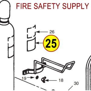Ansul 3477 Label, Nitrogen Cylinder