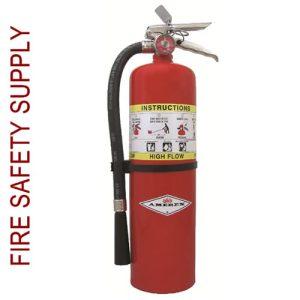 Amerex 408 20 lb. Regular Dry Chemical Extinguisher