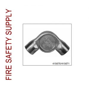 Ansul 415670 SBP-1 Corner Pulley, Set Screw Type