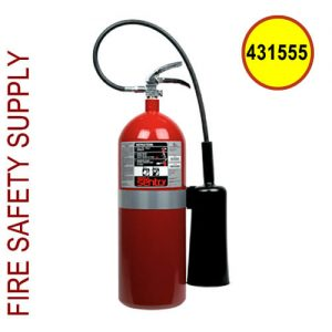 Ansul 431555 SENTRY 15 lb Carbon Dioxide Extinguisher (CD15A-1)