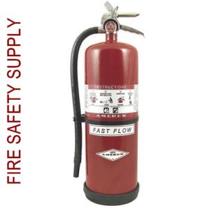 Amerex 568 30 lb. High Performance Dry Chemical Extinguisher