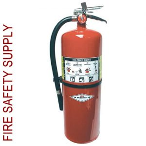 Amerex A412 20 lb. Regular Dry Chemical Extinguisher