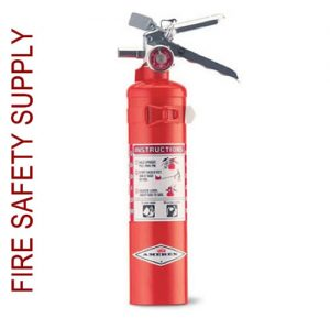 Amerex B403T 2.5 lb. Regular Dry Chemical Extinguisher