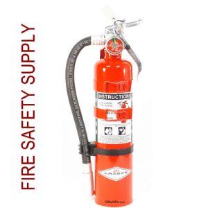 Amerex C354TS 3 lb. Halon 1211 Clean Agent Extinguisher