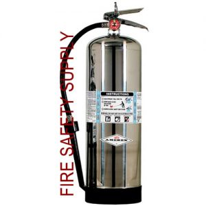 Amerex 250 2.5 gal. AR-AFFF Premix Foam Extinguisher