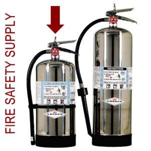 Amerex 254 6 Liter AR-AFFF Premix Foam Extinguisher