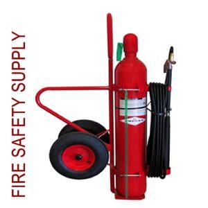 Amerex 333 50 lb. Carbon Dioxide Extinguisher