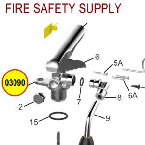 Amerex 03090 Valve Assembly - 322