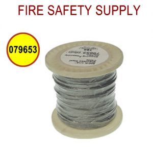 PyroChem 79653 - WR-500 Wire Rope, Stainless Steel, 1/16 in. Dia., 500 feet