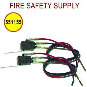PyroChem 551155 - MS-DPDT Two-Switch Kit - New