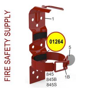 Amerex 01264 Strap Fastener Rivet (Behind Foam Bumper)