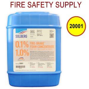 Solberg 20001 - FIRE-BRAKE, 5 gallon - 20 litre pail