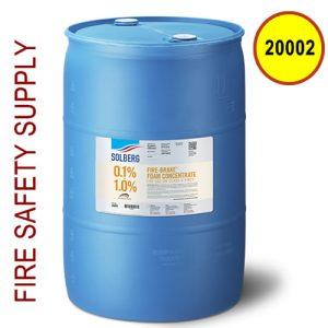 Solberg 20002 - FIRE-BRAKE, 55 gallon - 200 litre drum
