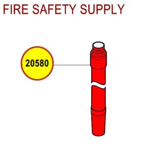 Badger 20580 - Discharge hose assembly - 20MB-6H Model - 0.209 orifice