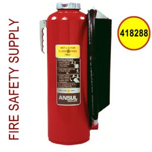 Ansul 418288 RED LINE 30 lb. Extinguisher (MX-I-30-G)