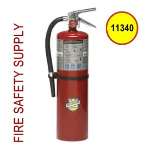 Buckeye 11340 ABC Multipurpose Dry Chemical Hand Held Fire Extinguisher