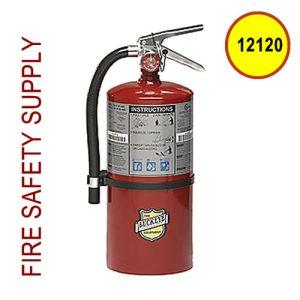 Buckeye 12120 ABC Multipurpose Dry Chemical Hand Held Fire Extinguisher