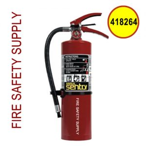 Ansul 418264 30 lb. RED LINE Hand Portable Extinguisher (I-K-30-G)