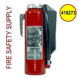 Ansul 418273 30 lb. RED LINE Hand Portable Extinguisher (CR-HF-I-K-30-G)
