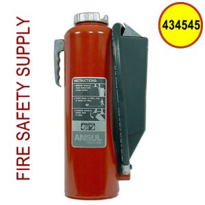 Ansul 434545 RED LINE Hand Portable Extinguisher, 20 lb., LT-I-K-20-G-1