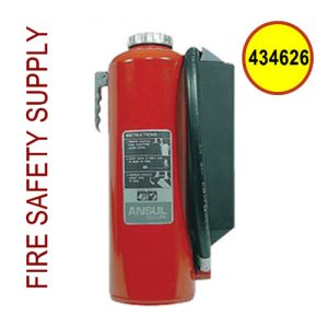 Ansul 434626 30 lb. RED LINE Hand Portable Extinguisher (CR-LT-I-K-30-G-1)