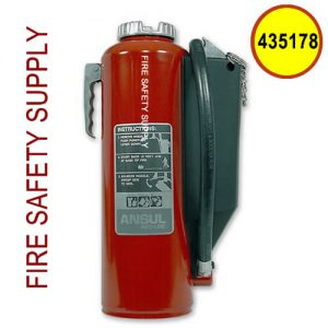 Ansul 435181 30 lb. RED LINE Hand Portable Extinguisher (RP-I-30-G-1)