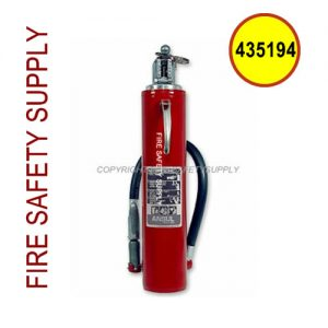 Ansul 435194 20 lb. RED LINE Hand Portable Extinguisher (CR-LT-I-K-20-G-1)