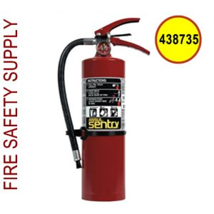 Ansul 438735 SENTRY 2.5 lb FORAY Extinguisher with Vehicle Bracket (A02SVB)