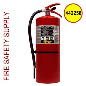 Ansul 442258 Sentry 5 lb. FORAY Extinguisher with Vehicle Bracket (AA05S-1VB)