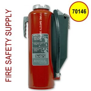 Ansul 70146 RED LINE 20 lb. Extinguisher without Bracket (MIL-RP-K-20-E)
